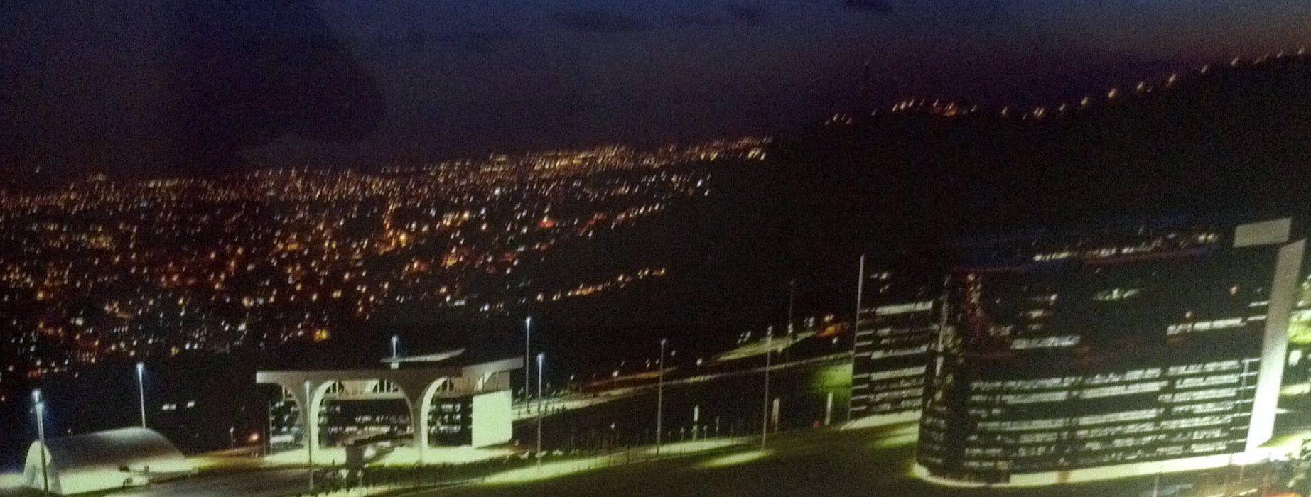 Cidade Administrativa Presidente Tancredo Neves - Belo Horizonte - MG