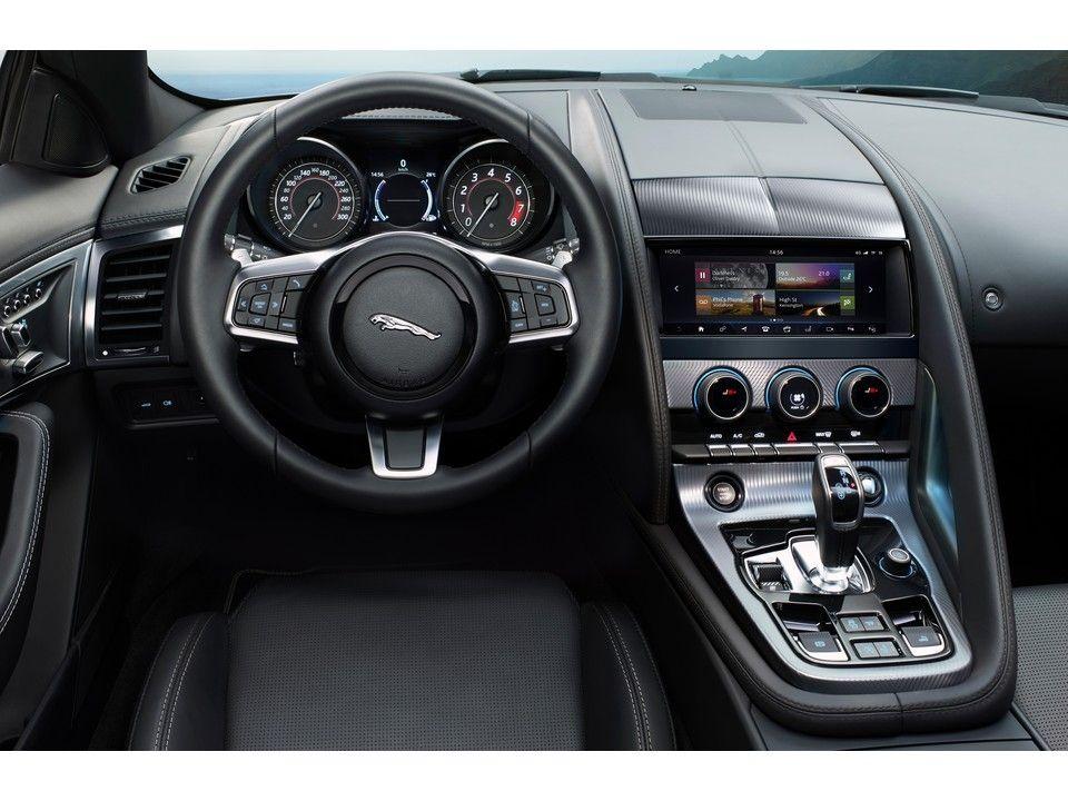Jaguar F Type Interior In 2020 Jaguar F Type Jaguar British Cars