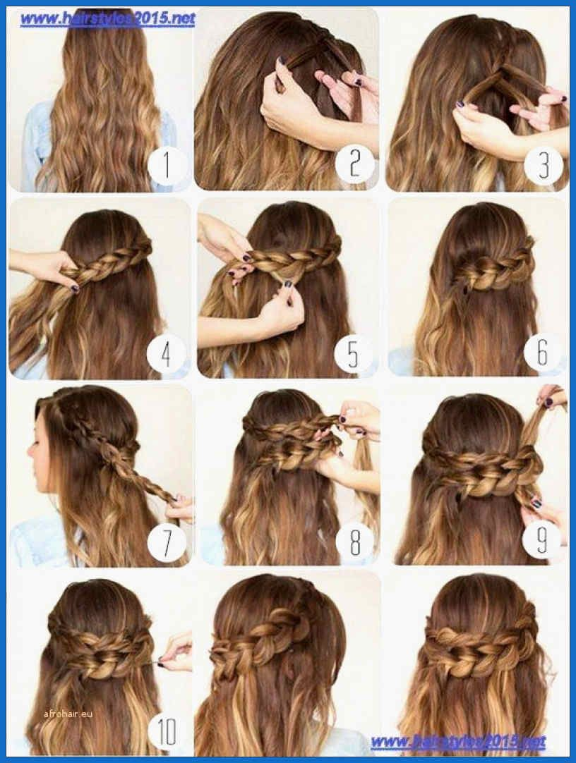 Amazing Cute Easy Hairstyles for Long Hair  Hairstyles Ideas
