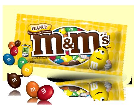 Peanut Mms Calories Fun Size