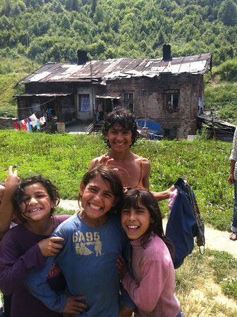 Roma Children, Slovakia | All of Humanity | Gypsy soul, Gypsy living