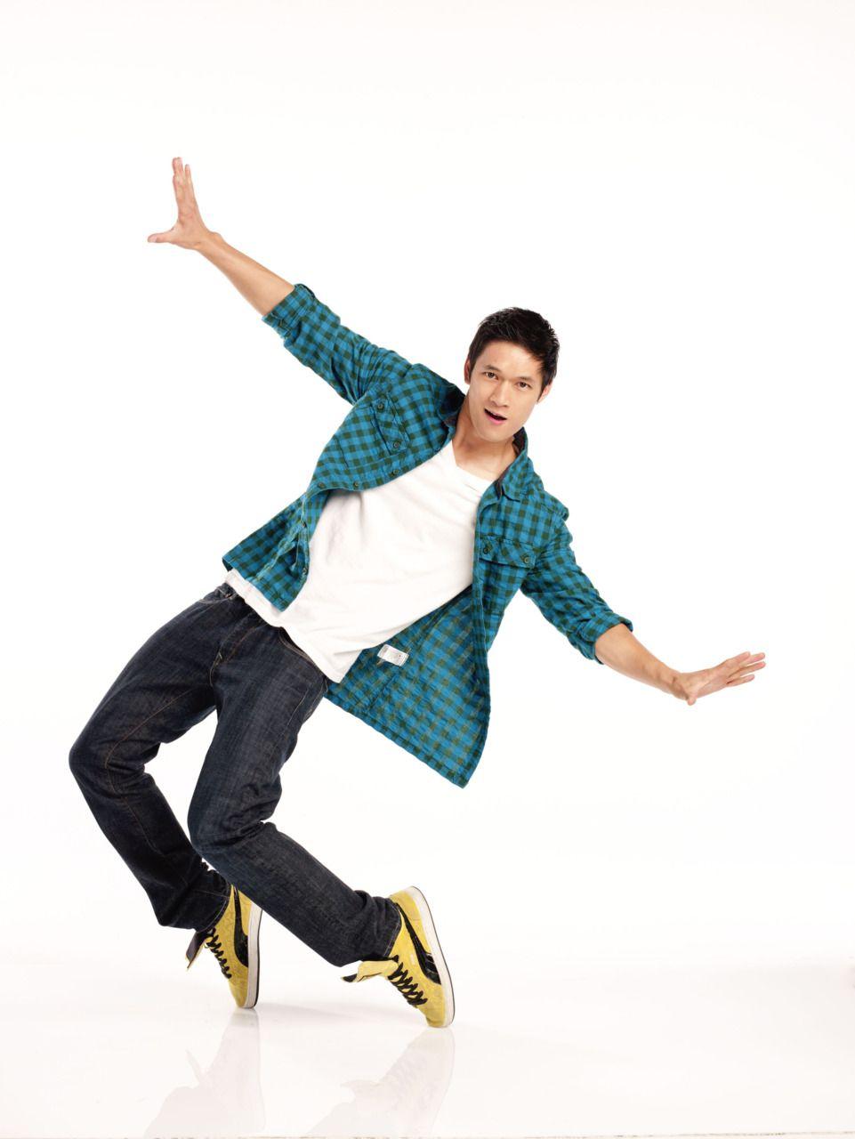 Harry Shum Jr Dancing Gif