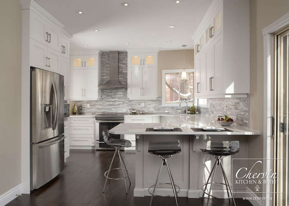Great kitchen design for a small space. Kitchen 51 ...