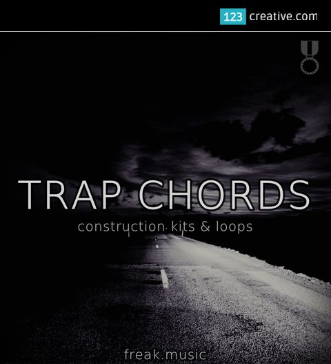 ► TRAP CHORDS - 5 CONSTRUCTION KITS (Samples, Loops, Ableton Live ...