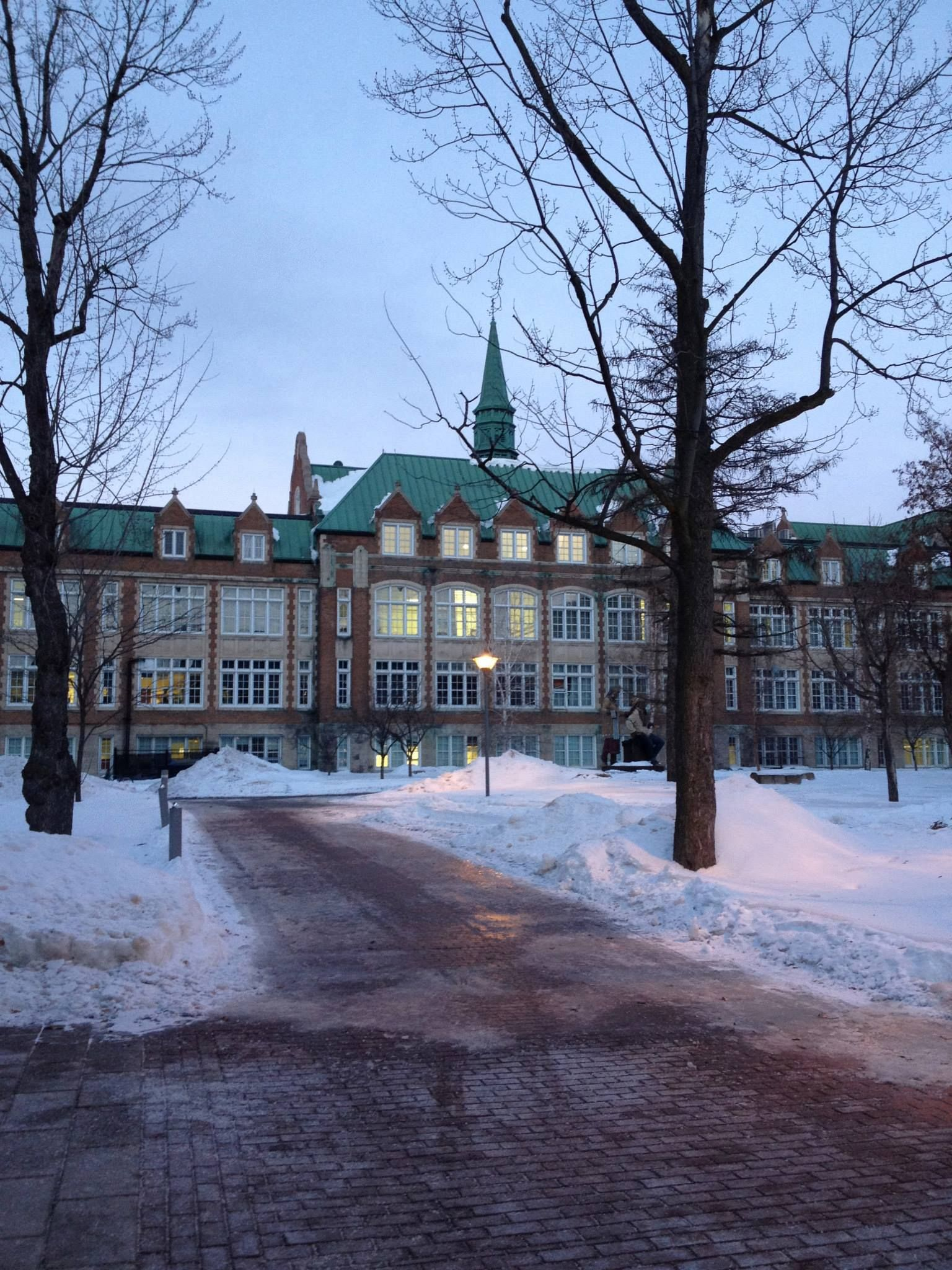 Concordia University, Layola Campus, Montreal CANADA