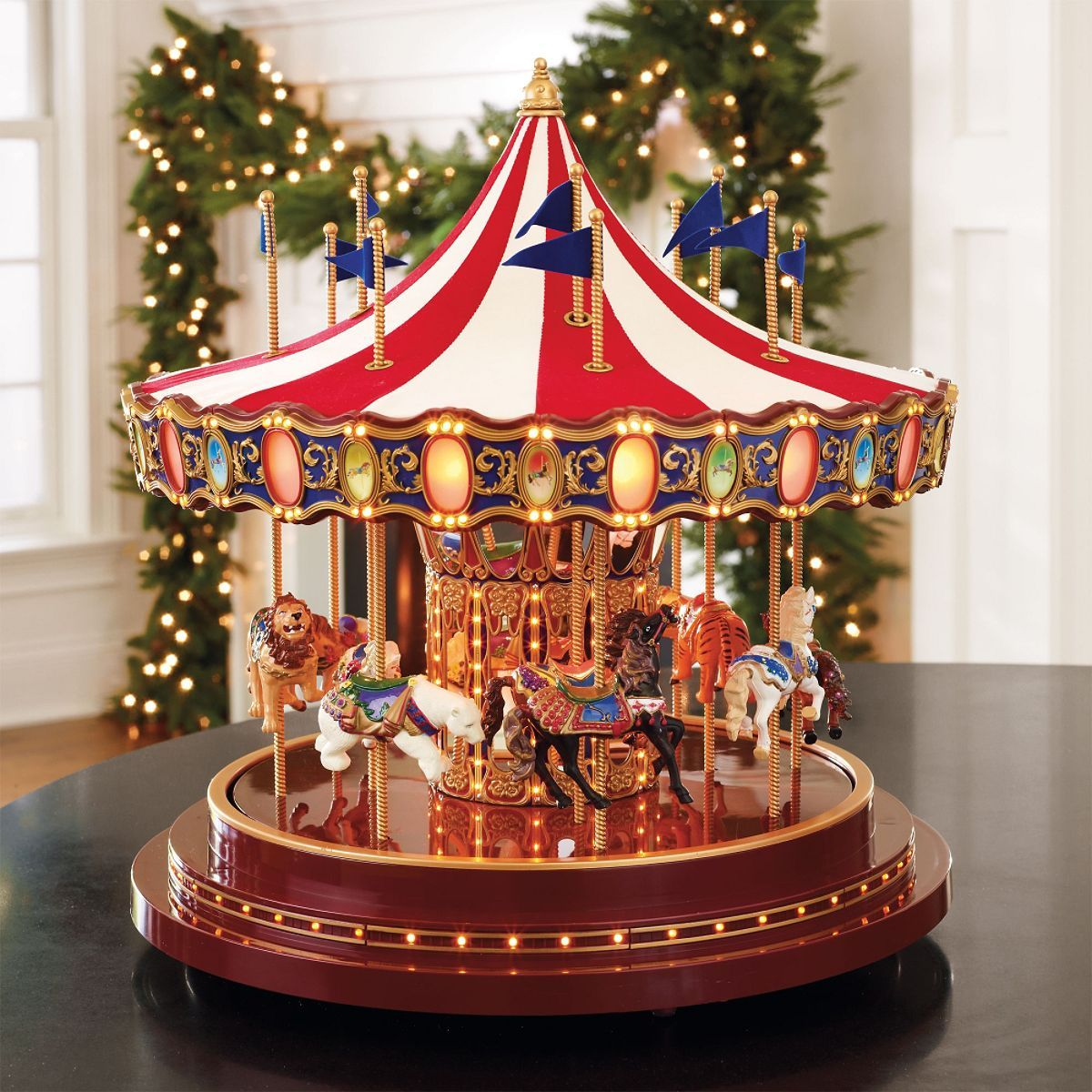 World's Fair Anniversary Carousel - Frontgate | Simple ...