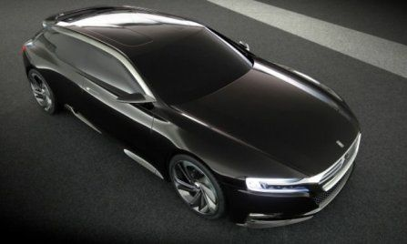 Citroen concept car number 9