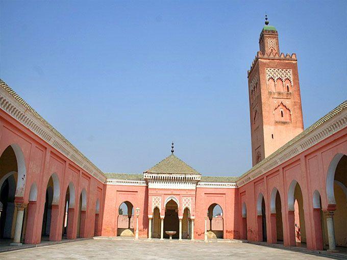 Moorish Mosque, Kapurthala, Punjab, India
