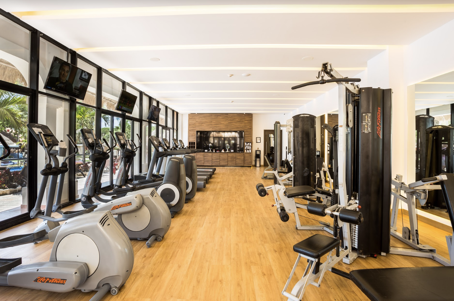 Our Fully Equipped Gym At Now Sapphire Will Leave You Feeling Your Best Mexico Resorts Riviera Cancun Resort