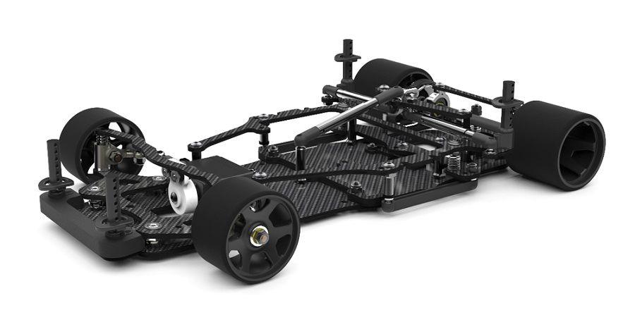 Schumacher Eclipse 2 1/12 Circuit Kit Rc cars