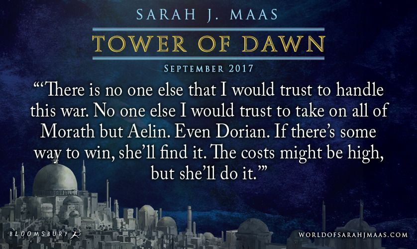 Do Not Be Afraid Tower Of Dawn Quotes Are Coming Your Way Throne