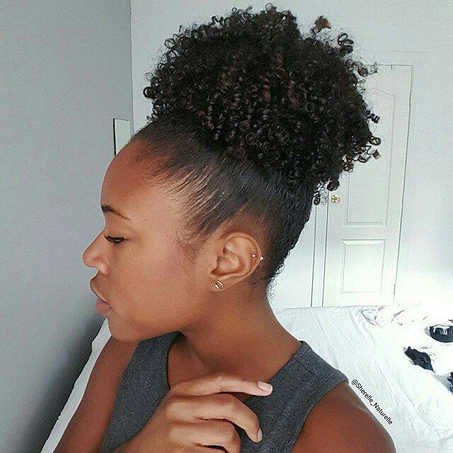 @Regrann from @nenonatural -  Lovely #afropuff #naturalhair  For origin see Neno Natural Pinterest  http://ift.tt/1fBMTOj  #naturalhairstyles #curlyhair #kinkyhair #nenonatural #vlogger #blogger #hairblogger #Regrann by cwk_girls