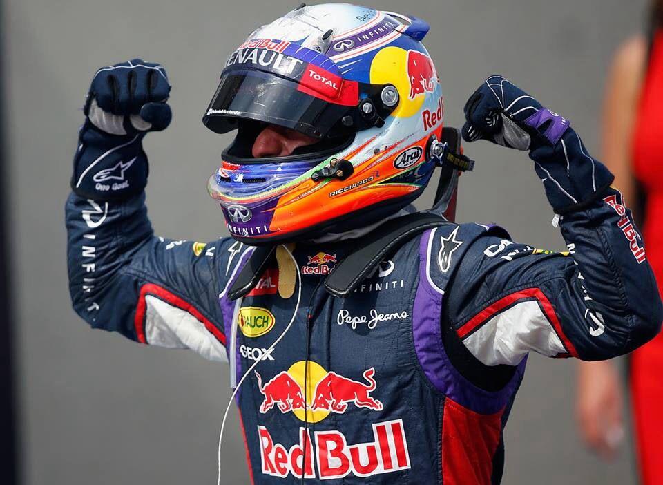 Ricciardo first victory - Canada 2014
