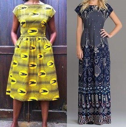 Выкройка летнего платья (Шитье и крой) | Журнал Вдохновение Рукодельницы