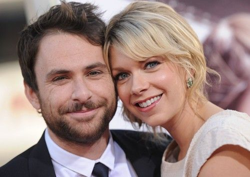 The Waitress Is Getting Married Quotes: Charlie Day & Wife Mary Elizabeth Ellis. That's Cute They
