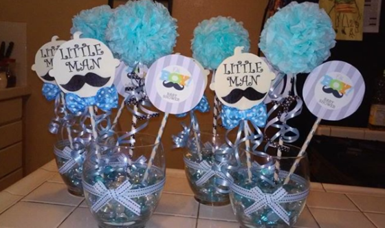 50 Beautiful Diy Baby Shower Centerpieces That Will Save Serious Money Boy Baby Shower Centerpieces Girl Baby Shower Centerpieces Diy Baby Shower Centerpieces