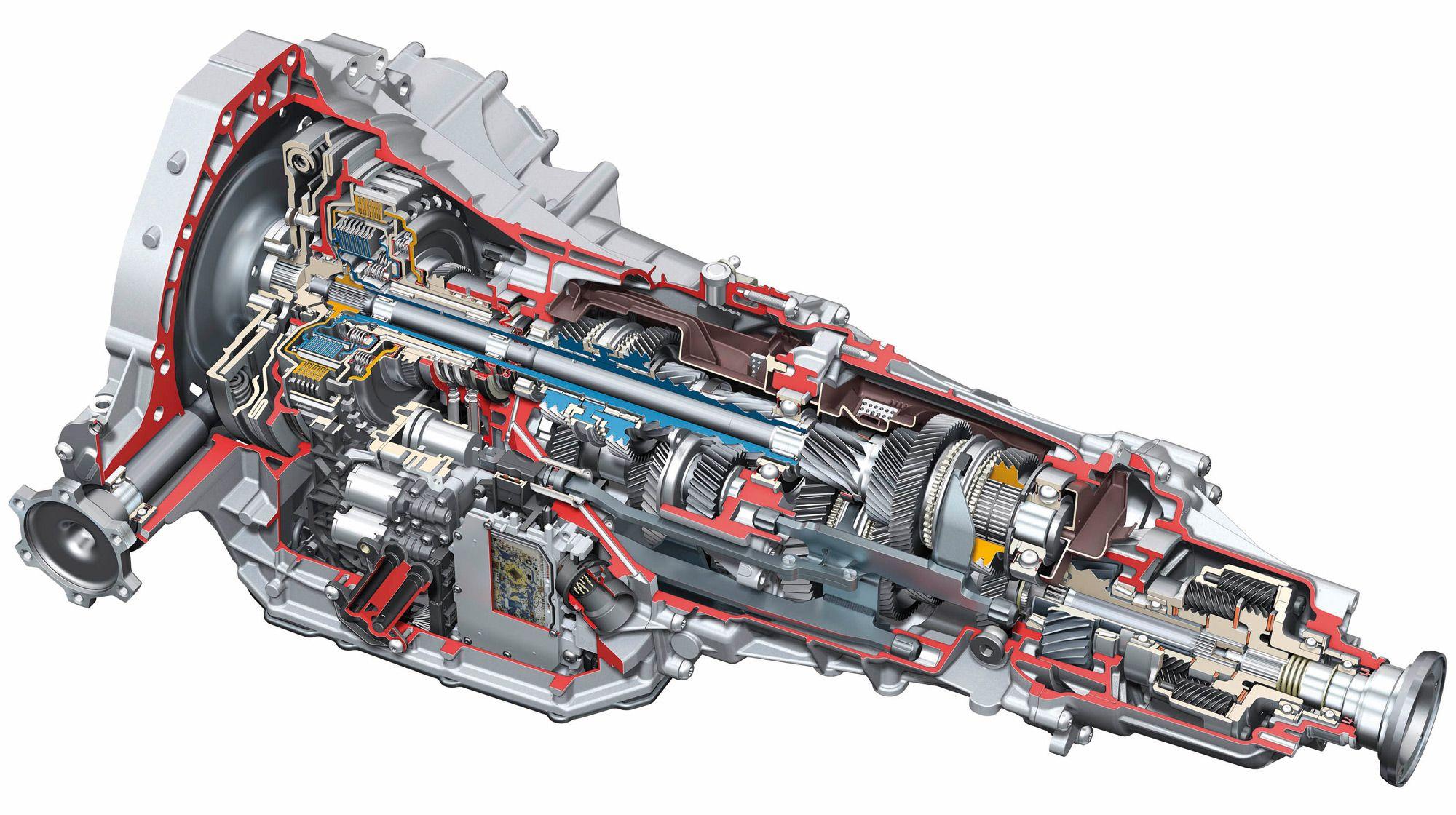2002 Chevrolet Avalanche 2500 Transmission Assembly 1,099