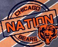 Chicago Bears Nation Chicago Bears Chicago Bears Football Nfl Chicago Bears