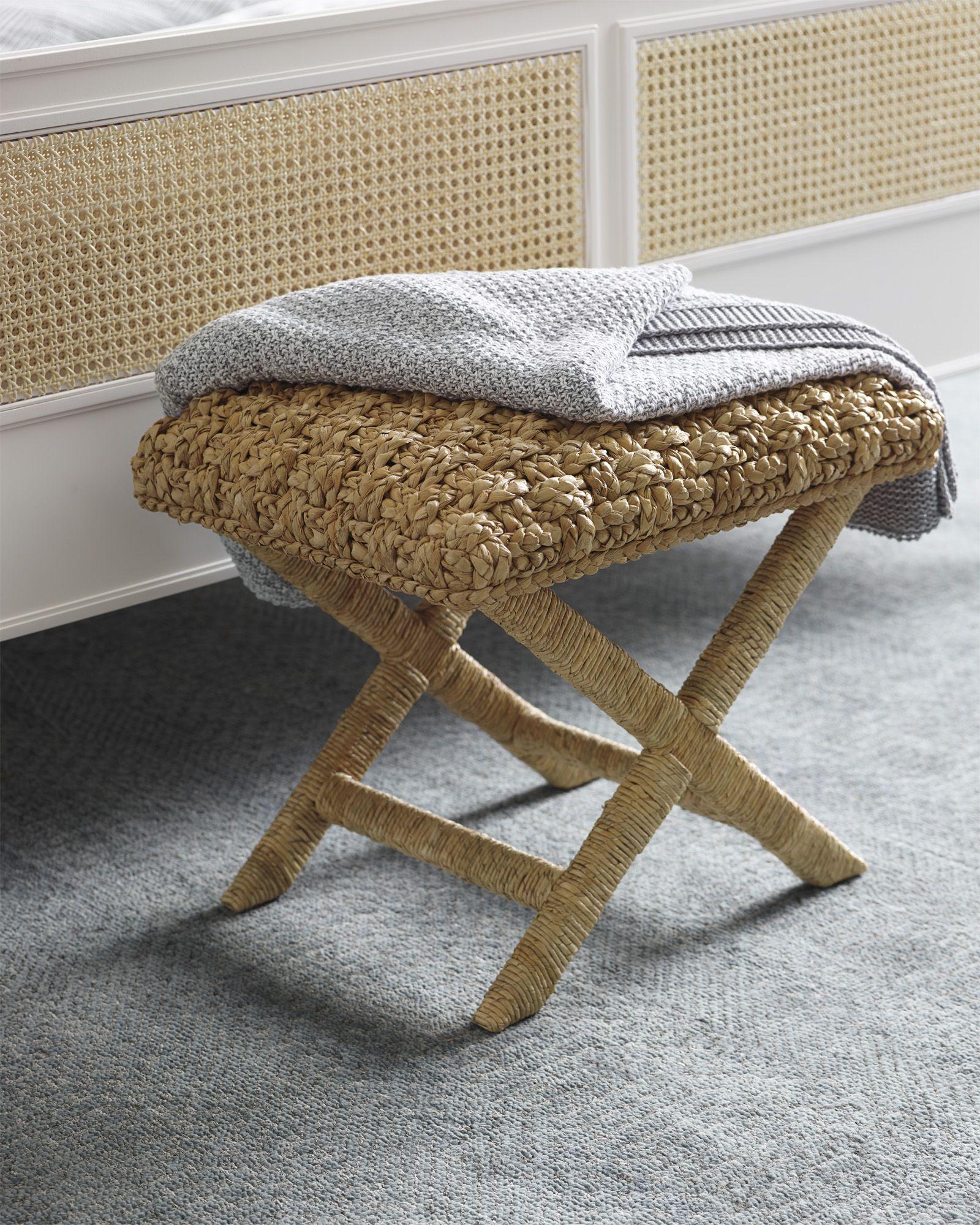 Costa X Base Stool Wicker Chair Cozy House Rattan Chair