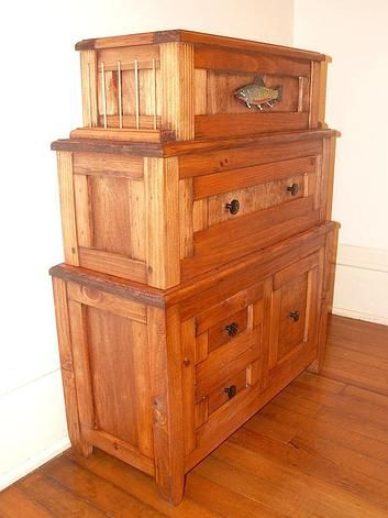 Fly Tying Material Storage Cabinet for Fly Tying & Fly Tying Material Storage Cabinet for Fly Tying | Fishing gear ...