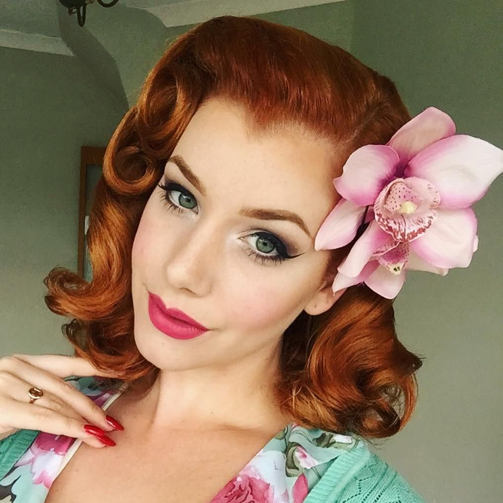 iconic retro and vintage hairstyles hair you go pinterest