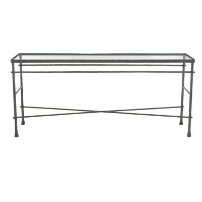 bernhardt pollard glass console table products rh pinterest ca