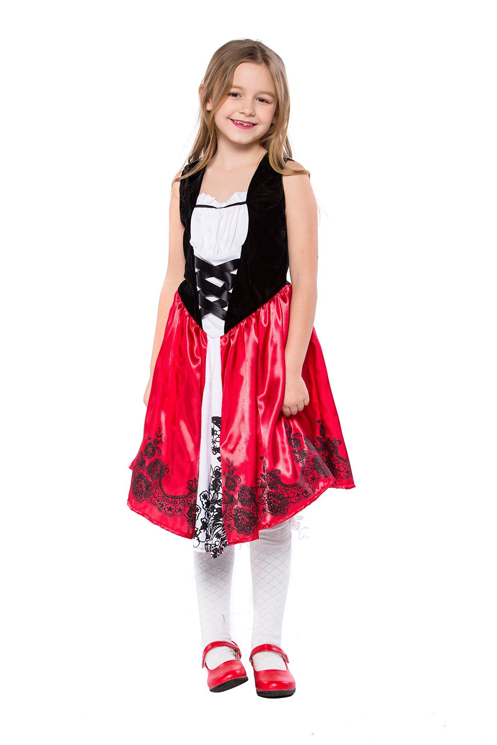 Deer Mum Girls Cosplay Costumes Little Red Riding Hood ...