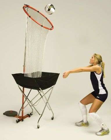The Volleyball Target Challenger Volleyball Training Volleyball Volleyball Workouts