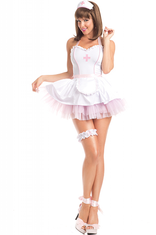 sexy be wicked pink white sizzling school nurse naughty medical rn rh pinterest com