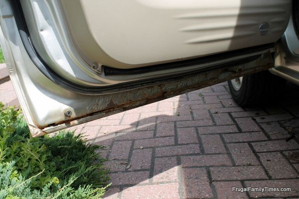 Diy Rust Repair How To Get Rid Of Rust On Your Car How To Remove Rust Car Cleaning Hacks Car