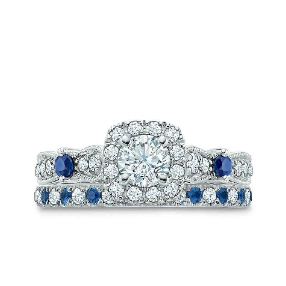 Vera Wang Collection Zales Rings Pinterest Sapphire