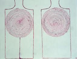 Louise Bourgeois drawings.