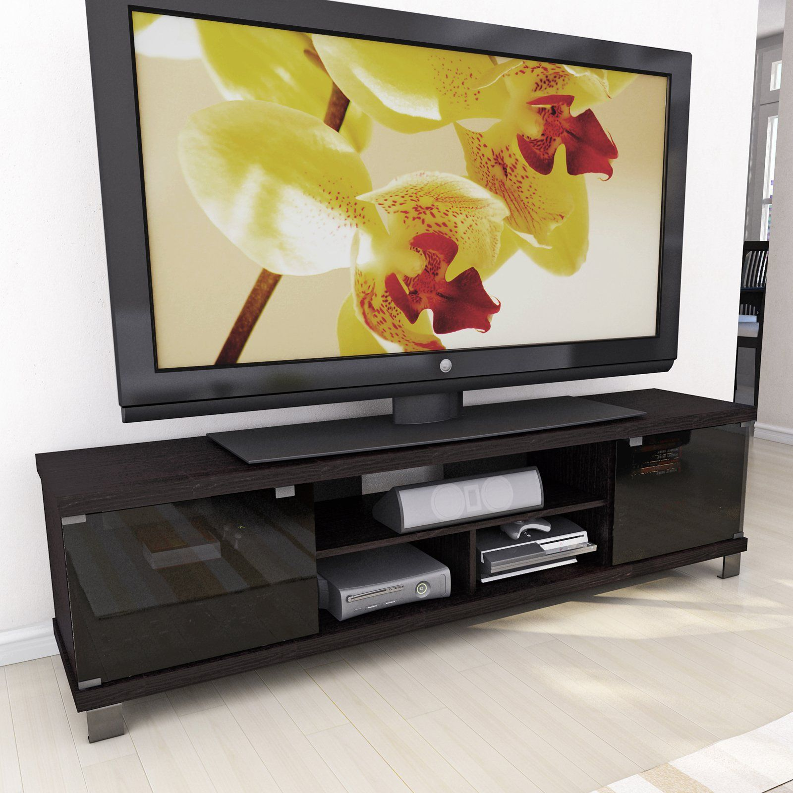 corliving b 207 cht holland 70 75 in extra wide tv component rh pinterest com