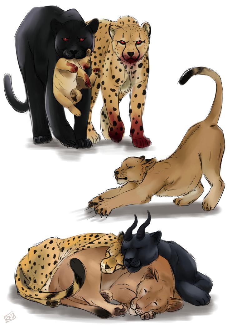 вроде арт картинки дикие кошки небольшую сумму можно
