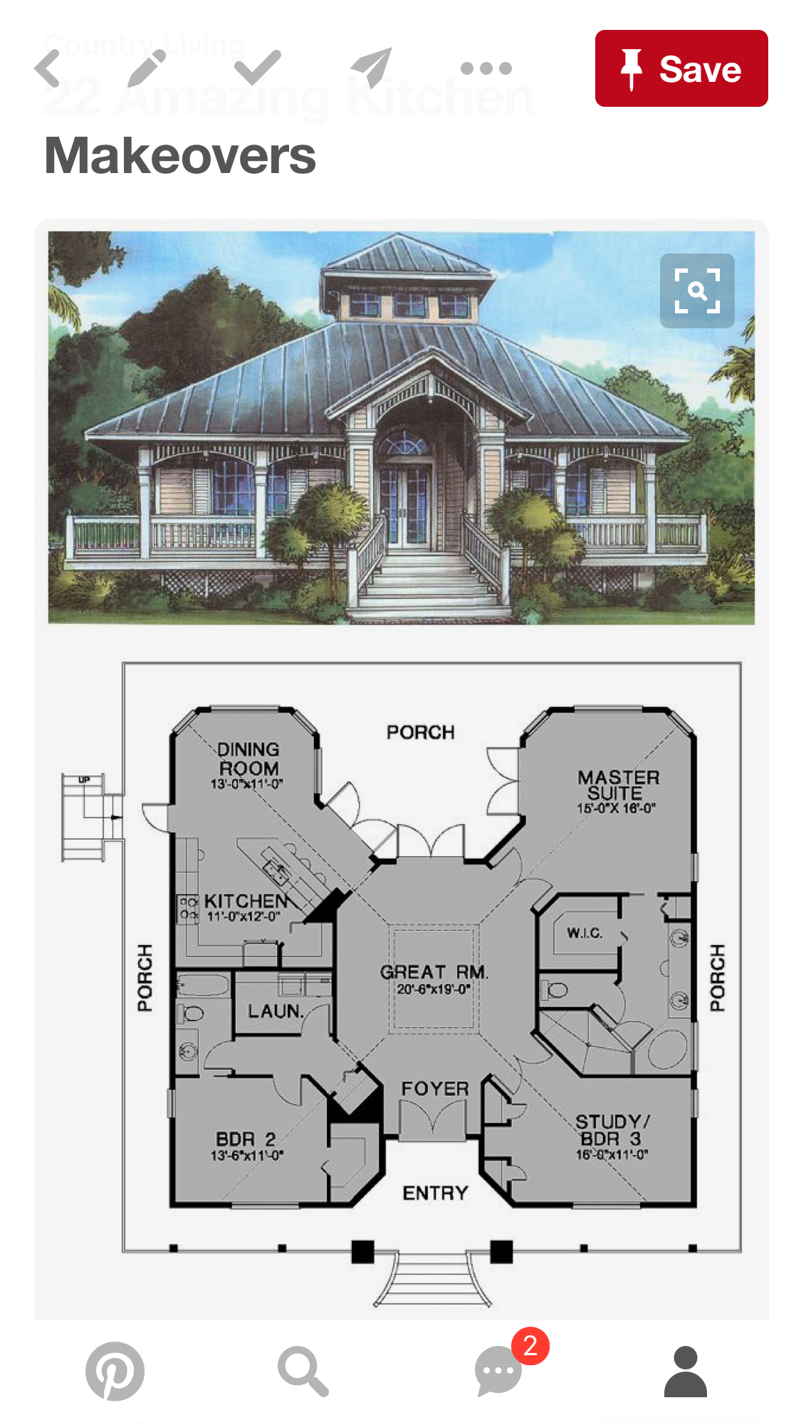 Pin By Nichole Harris On Key West Style Home Best House Plans House Floor Plans Cracker House