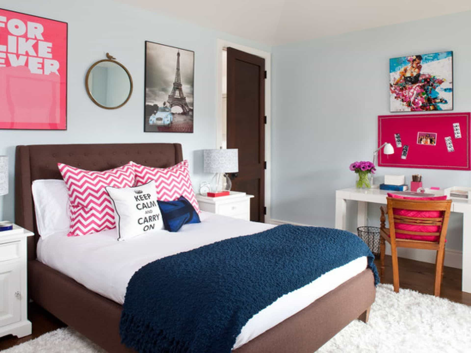 Good Interior Paint Color For A Teenager