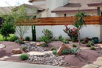 eclectic garden design ideas | eclectic style landscape design