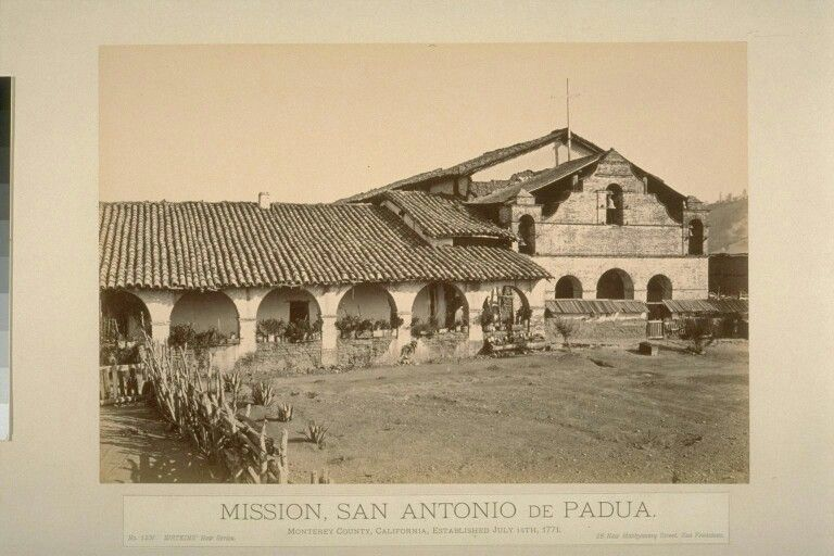 Father Serra left Fathers Miguel Pieras and Buenaventura Sitjar behind to continue the building efforts, though the construction of the church proper did not actually begin until 1810. By that time, there were 178 Native Americans living at the Mission.  By 1805, the number had increased to 1,300, but in 1834, after the secularization laws went into effect, the total number of Mission Indians at the Mission San Antonio was only 150. No town grew up around the Mission, as many did at other…