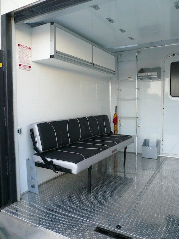 Custom Out Fit Your Cargo Trailer By Rb Components