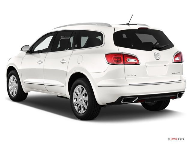 2015 Buick Enclave Pictures Angular Rear U S News Best Cars Buick Enclave 2015 Buick Buick