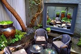 Spiegel Im Garten bildergebnis für garten spiegel spiegel im garten