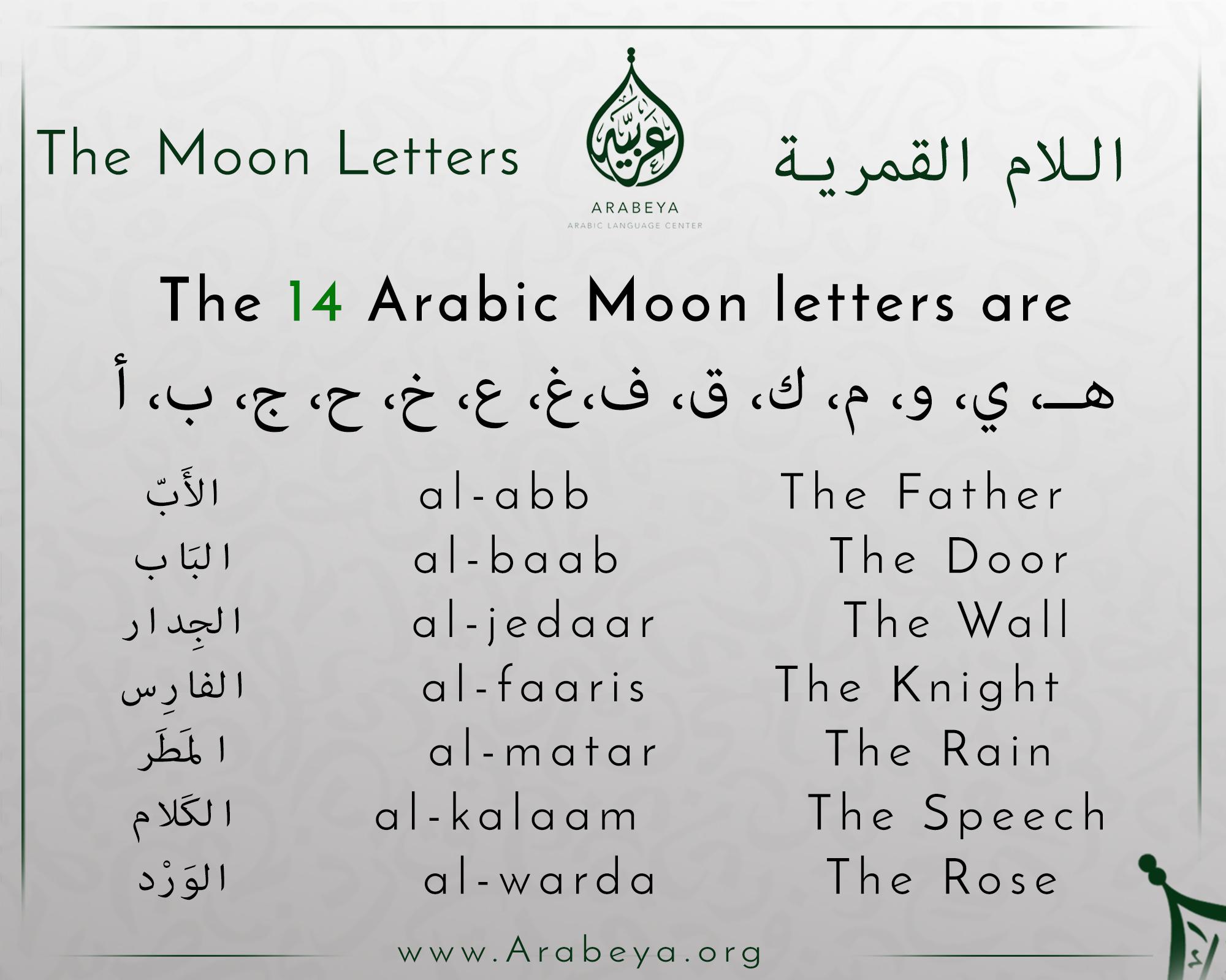 Pin By Arabeya Arabic Language Center On Modern Standard