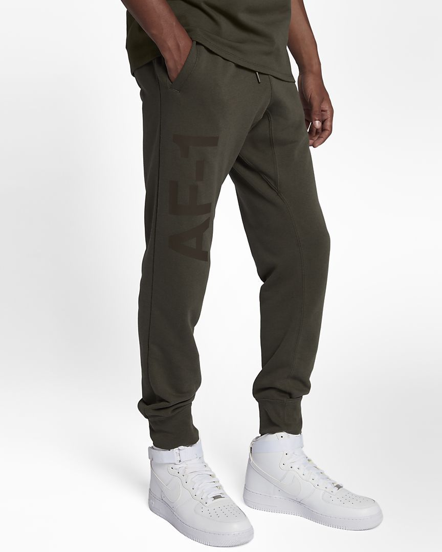 71f0b21f5a Nike Sportswear Air Force 1 Men's Joggers | Fashion | Mens joggers ...