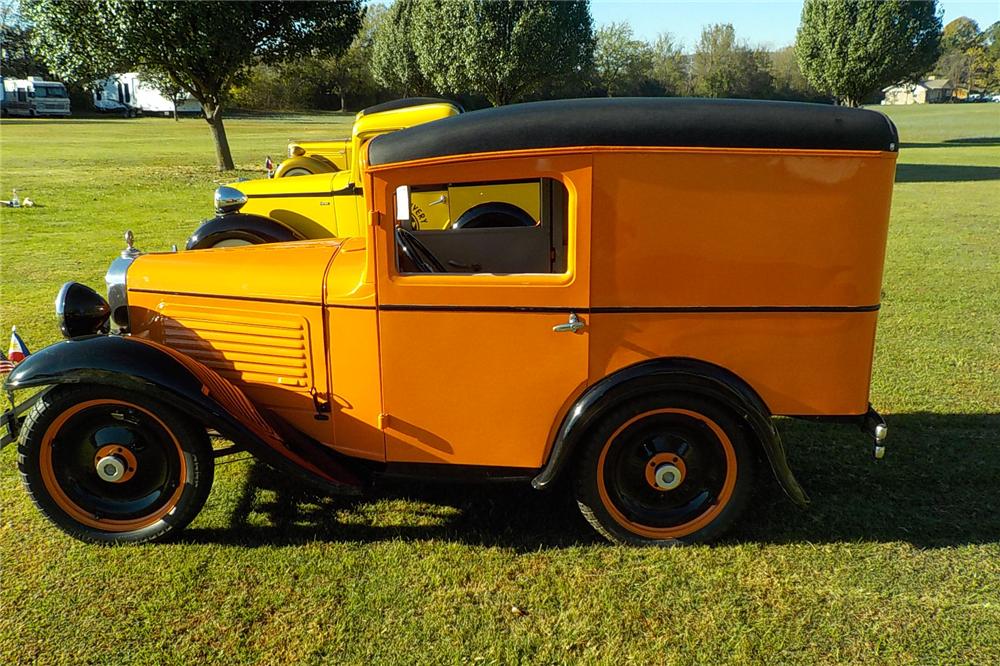 1932 AUSTIN BANTAM PANEL TRUCK | Old Rides 4 | Pinterest | Barrett ...