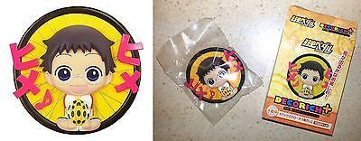 Deco Rich Yowamushi Pedal Grande Road Sakamichi Onoda Badge Movic TMS Licensed