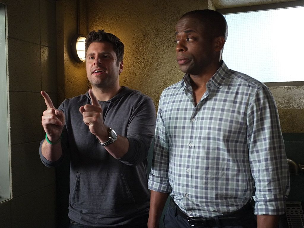 S E I Z E  the Day | Psych | Psych, Psych season 8, The