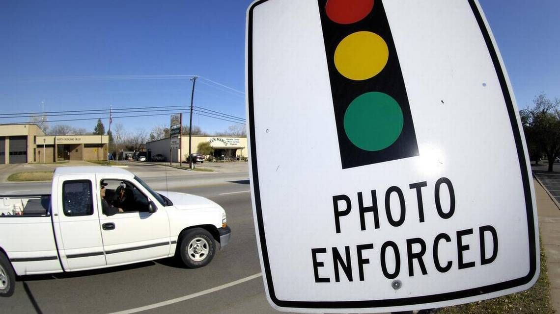 How Much Is A Red Light Ticket >> 231 319 Red Light Tickets Were Issued In Fort Worth Last
