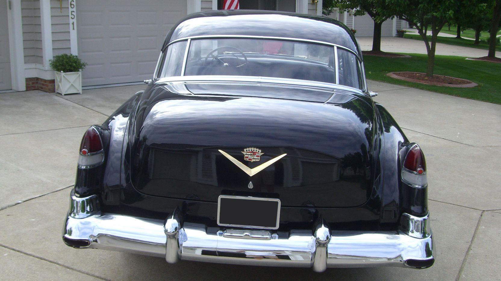 Pin on 1952 1954 Cadillacs