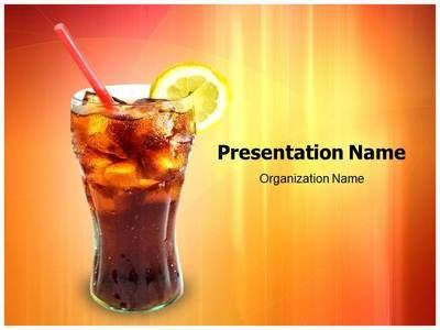 coca cola powerpoint template is one of the best powerpoint, Modern powerpoint