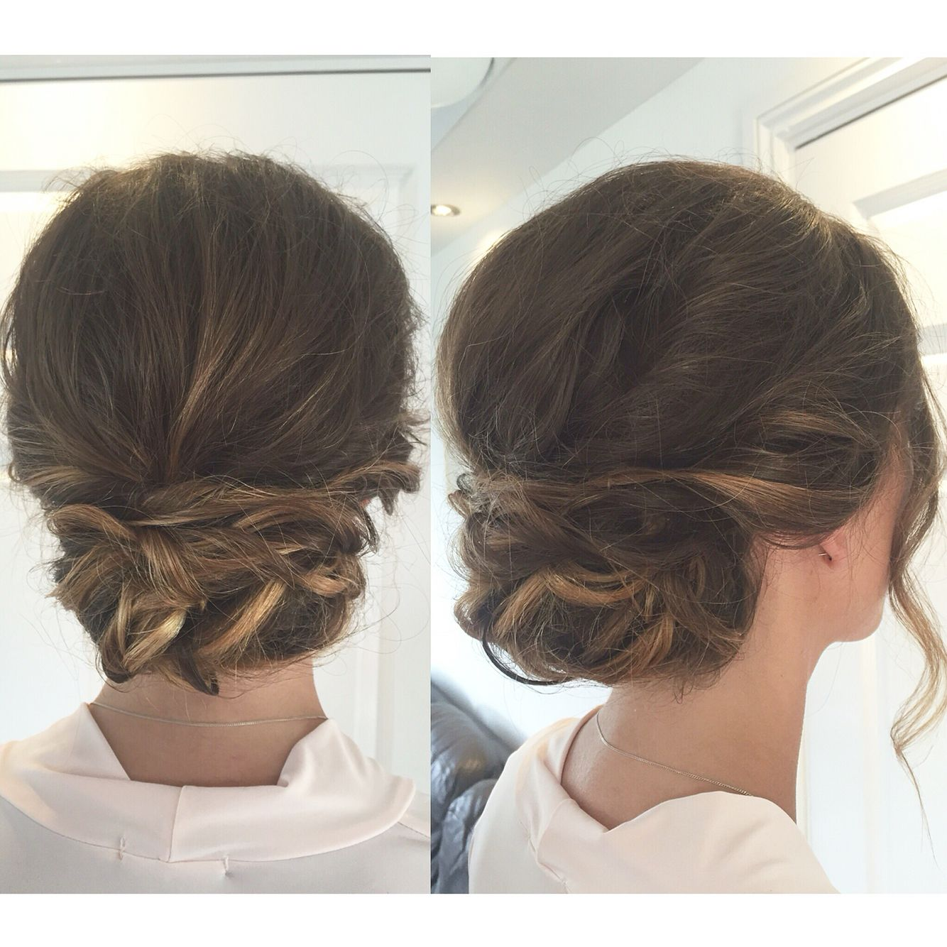 Bridesmaid Hair Up Beachy Twists Hairstyles For Medium Length Hair Easy Medium Length Hair Styles Easy Updos For Medium Hair